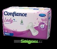 Confiance Lady Protection anatomique incontinence 4 gouttes Sachet/14 à SAINT ORENS DE GAMEVILLE