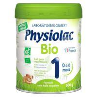 Physiolac Bio 1 Lait En Poudre B/800g à SAINT ORENS DE GAMEVILLE