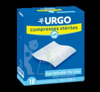 Urgo Compresse Stérile 7,5x7,5cm 50 Sachets/2 à SAINT ORENS DE GAMEVILLE